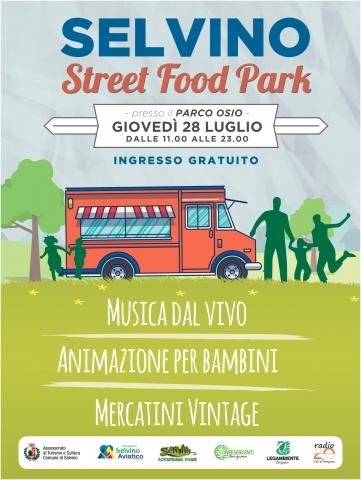 Selvino Street Food Park