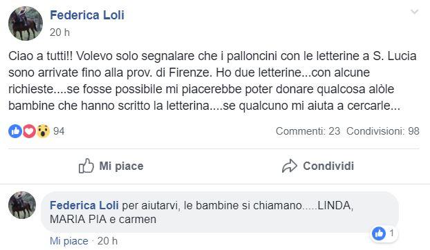 Post Federica Loli