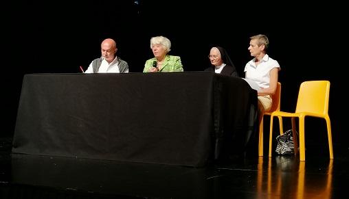 Conferenza Teatro Ali